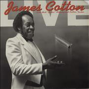 Click here for more info about 'James Cotton - Recorded Live At Antone's Night Club'