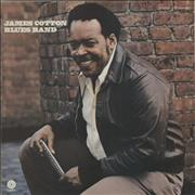 Click here for more info about 'James Cotton - Taking Care Of Buisness - Red Vinyl'