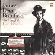 Click here for more info about 'James Dean Bradfield - An English Gentleman - Black Vinyl & Gatefold + Part 2'
