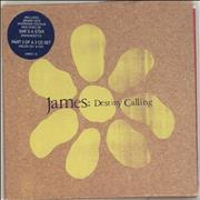 Click here for more info about 'James - Destiny Calling - CD3'