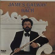 Click here for more info about 'James Galway - James Galway Plays Bach'