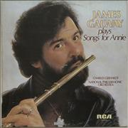 Click here for more info about 'James Galway - Plays Songs For Annie'