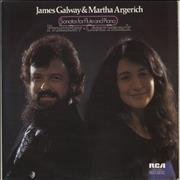 Click here for more info about 'James Galway - Prokofiev/ Franck: Sonatas For Flute And Piano'