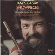 Click here for more info about 'James Galway - Showpieces - Sealed'