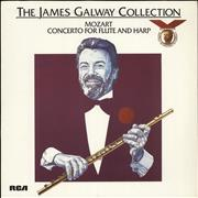 Click here for more info about 'James Galway - The James Galway Collection - Mozart Concerto For Flute & Harp'