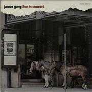 Click here for more info about 'The James Gang - Live In Concert'