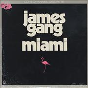 Click here for more info about 'James Gang - Miami - Quad - Sealed'