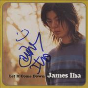 Click here for more info about 'James Iha - Let It Come Down - Autographed'