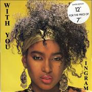 Click here for more info about 'James Ingram - With You'