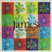 Click here for more info about 'James - James: The Best Of'