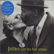 Click here for more info about 'James - Just Like Fred Astaire'