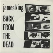 Click here for more info about 'James King - Back From The Dead'