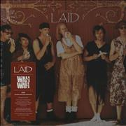 Click here for more info about 'James - Laid & Wah Wah - Sealed Boxset'