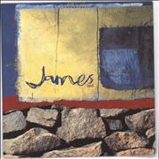 "James Laid UK 7"" vinyl"