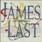 Click here for more info about 'James Last - 1992 Tour + Ticket Stubs, Signed CD & Video'