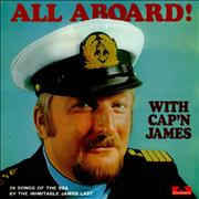 Click here for more info about 'James Last - All Aboard With Cap'n James'