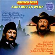Click here for more info about 'James Last - East Meets West'