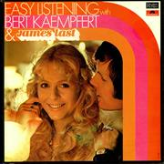 Click here for more info about 'James Last - Easy Listening With Bert Kaempfert & James Last'