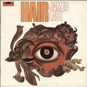 Click here for more info about 'James Last - Hair'