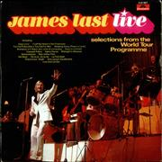 Click here for more info about 'James Last - James Last Live'