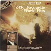 Click here for more info about 'James Last - My Favourite World Hits'