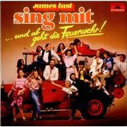 Click here for more info about 'James Last - Sing mit 8 …und ab geht die Feuerwehr!'