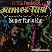 Click here for more info about 'James Last - Super Party Pac - Continuous Dancing'