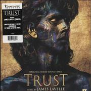 Click here for more info about 'James Lavelle - Trust: Original Series Soundtrack - Gold & Oil Vinyl - Sealed'