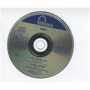 James Lose Control UK CD single Promo