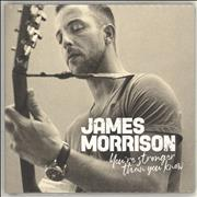 Click here for more info about 'James Morrison - You're Stronger Than You Know + Signed Sheet'