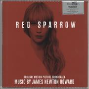 Click here for more info about 'James Newton Howard - Red Sparrow - 180gram Red Vinyl + Numbered'