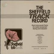 Click here for more info about 'James Newton Howard - The Sheffield Track Record - Rock Instrumental Tracks'