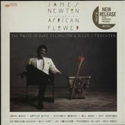Click here for more info about 'James Newton - The African Flower'