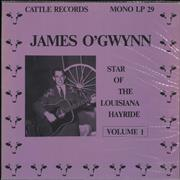 Click here for more info about 'James O'Gwynn - Star Of The Louisiana Hayride Volume 1'