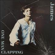 Click here for more info about 'James - One Man Clapping - EX'