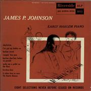 Click here for more info about 'James P. Johnson - Early Harlem Piano'