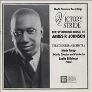 Click here for more info about 'James P. Johnson - Victory Stride'