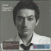 Click here for more info about 'James - Pleased To Meet You'