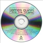 Click here for more info about 'James Quinn - James Quinn And The Lovers'