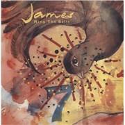 "James Ring The Bells UK 12"" vinyl"