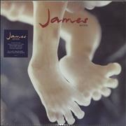 Click here for more info about 'James - Seven - 180gram Vinyl + Sealed'