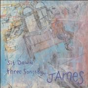 Click here for more info about 'James - Sit Down EP'