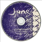 Click here for more info about 'James - Sometimes'