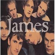 """James Sound - P/S UK 12"""" vinyl"""