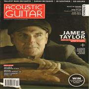 Click here for more info about 'James Taylor - Acoustic Guitar  - October 2015'