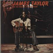 Click here for more info about 'James Taylor - Attention! James Taylor And The Original Flying Machine'