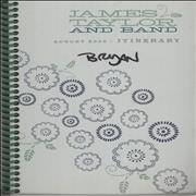 Click here for more info about 'James Taylor - August 2006'