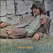 Click here for more info about 'James Taylor - Red Vinyl'