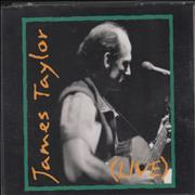 Click here for more info about 'James Taylor - Live'
