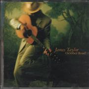 Click here for more info about 'James Taylor - October Road'